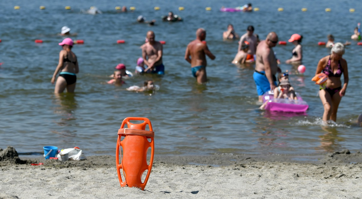 A total of 89 people have drowned in Poland since the beginning of June, according to police statistics.