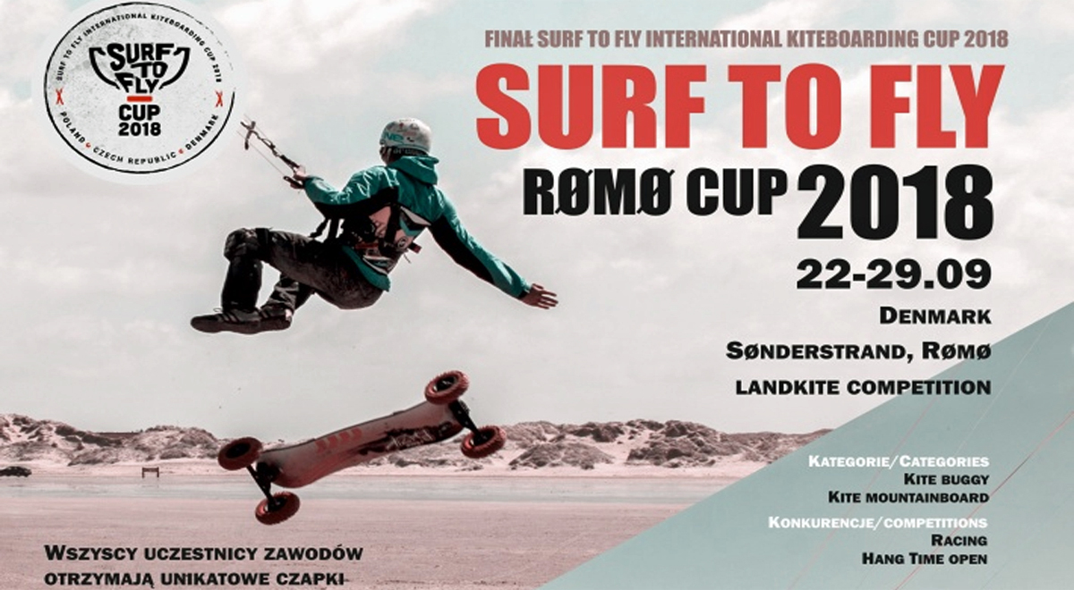 Surf to Fly - Romo 2018