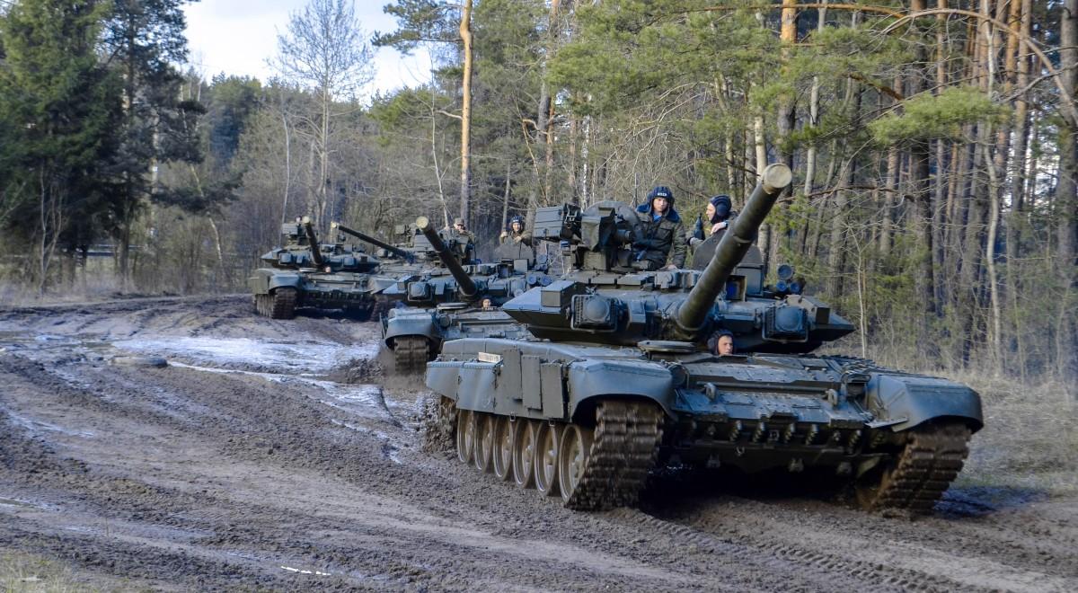 Rosja Białoruś wojska free 1200
