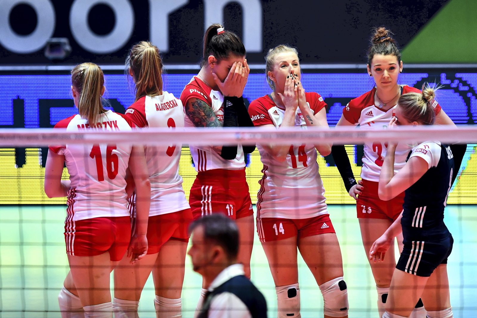 Polish team loses Olympic qualifier against Turkey
