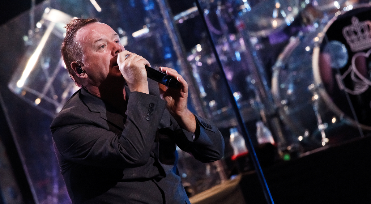 Jim Kerr z Simple Minds