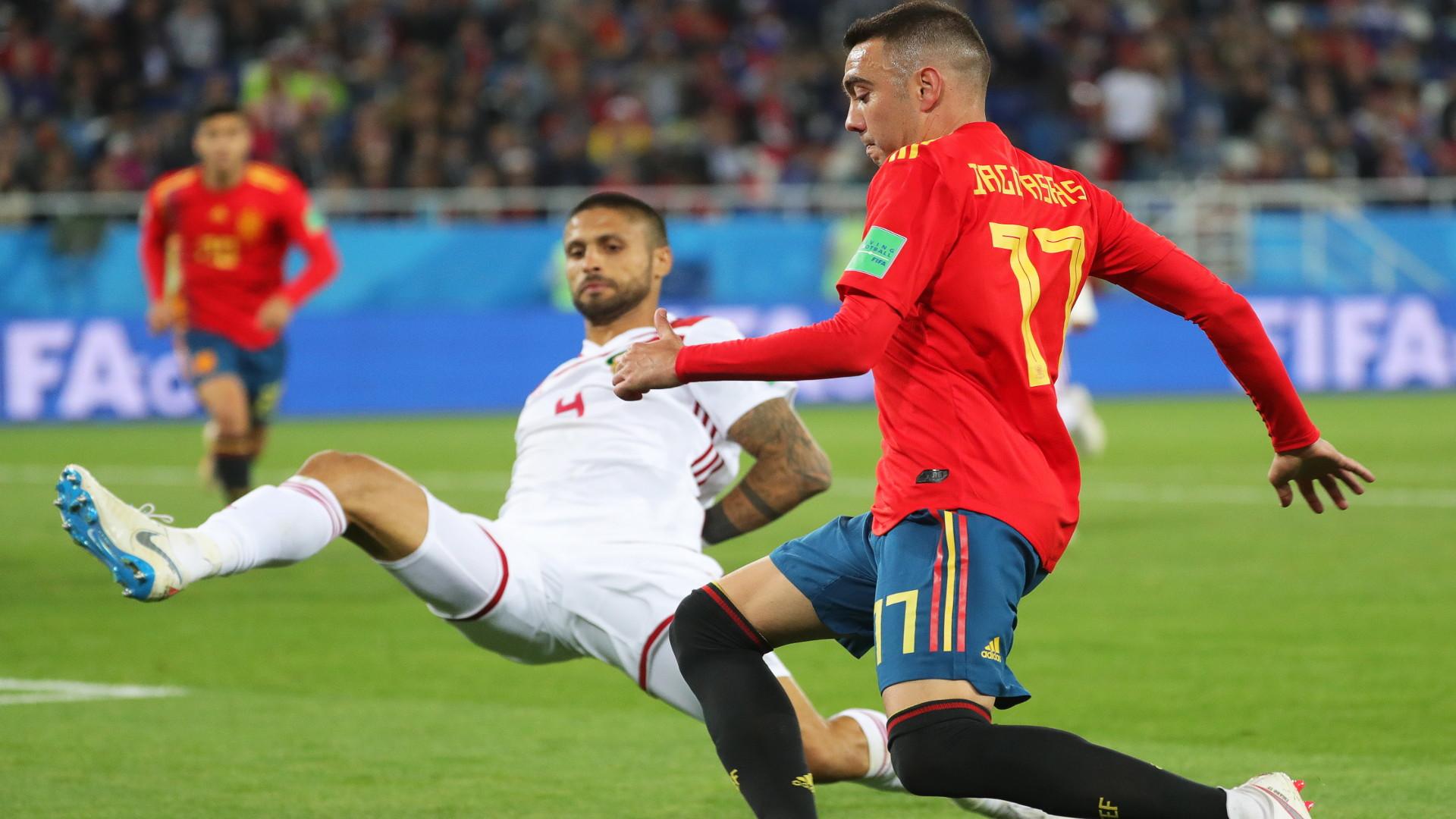 163cd3bae Rosja 2018: Hiszpania wyszarpała remis i pierwsze miejsce w grupie. Maroko  honorowo pożegnało się z mundialem - Rosja 2018 - polskieradio.pl