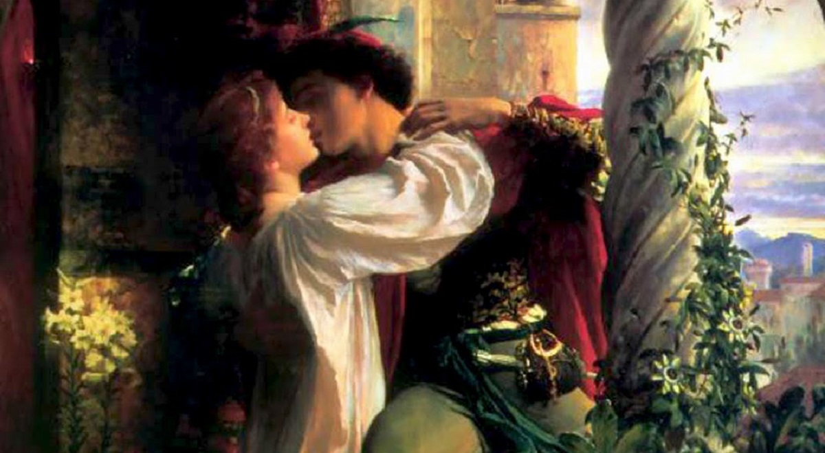 Sir Frank Dicksee, Romeo i Julia