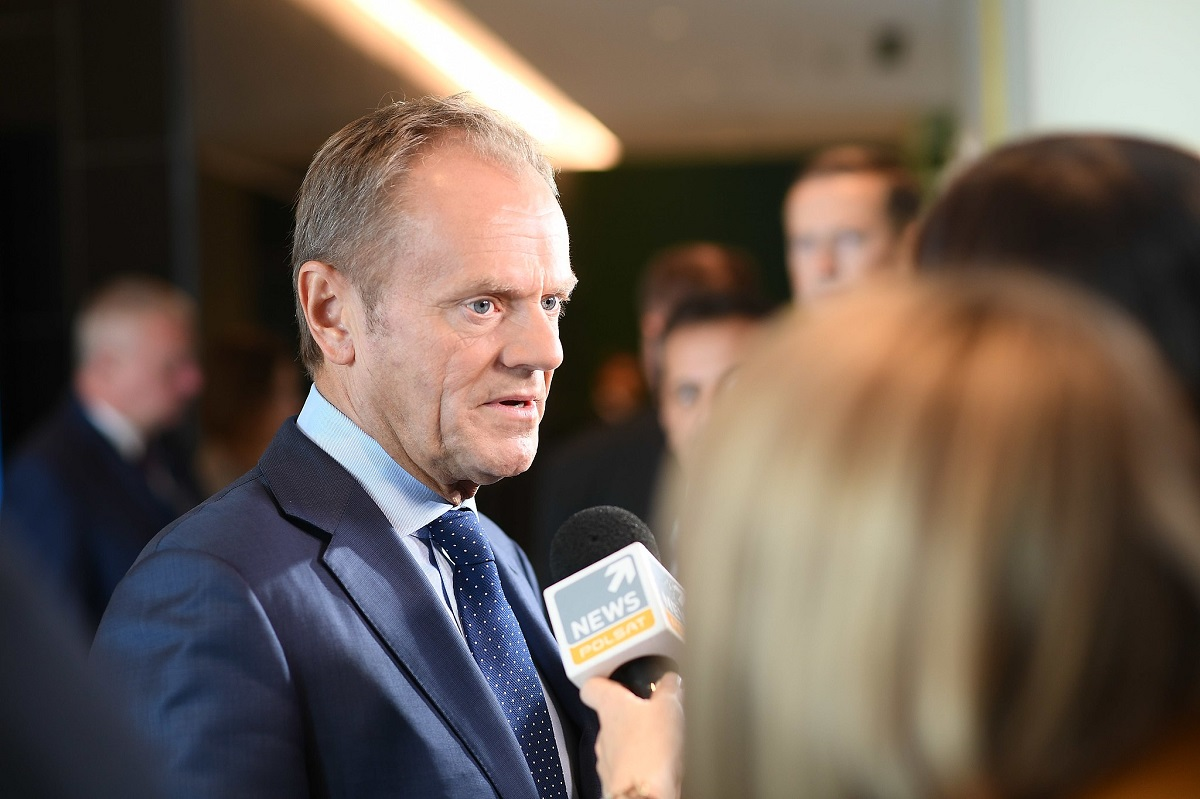Donald Tusk. Photo: European Peoples Party [CC BY 2.0 (https:creativecommons.orglicensesby2.0)]