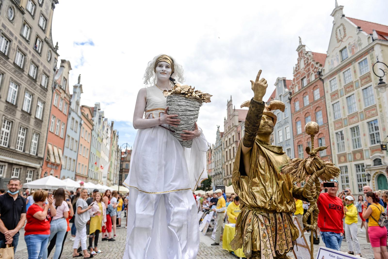 В Гданьске началась 760-я Ярмарка святого Доминика
