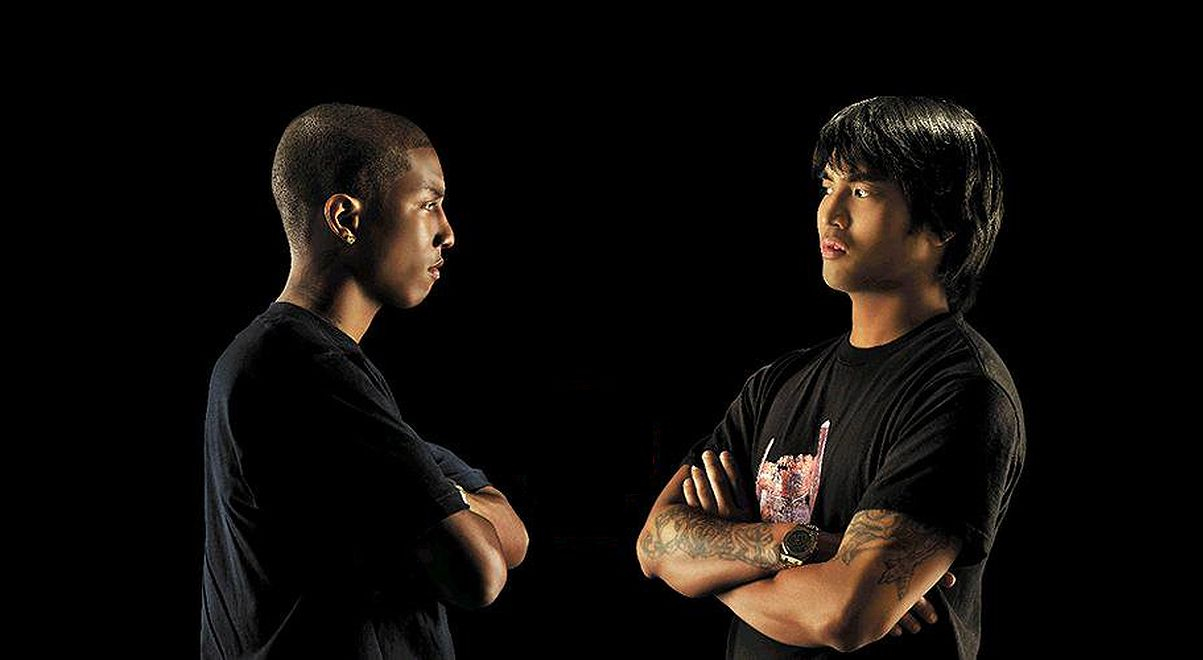 The Neptunes: Pharell Williams i Chad Hugo