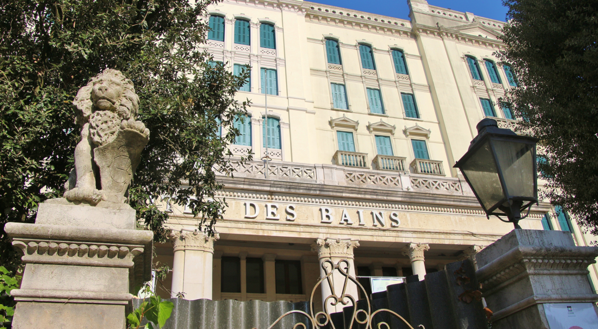 Grand Hotel des Baines