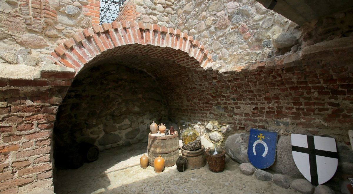 The medieval stronghold now serves as a venue for concerts, exhibitions, social functions and educational projects.