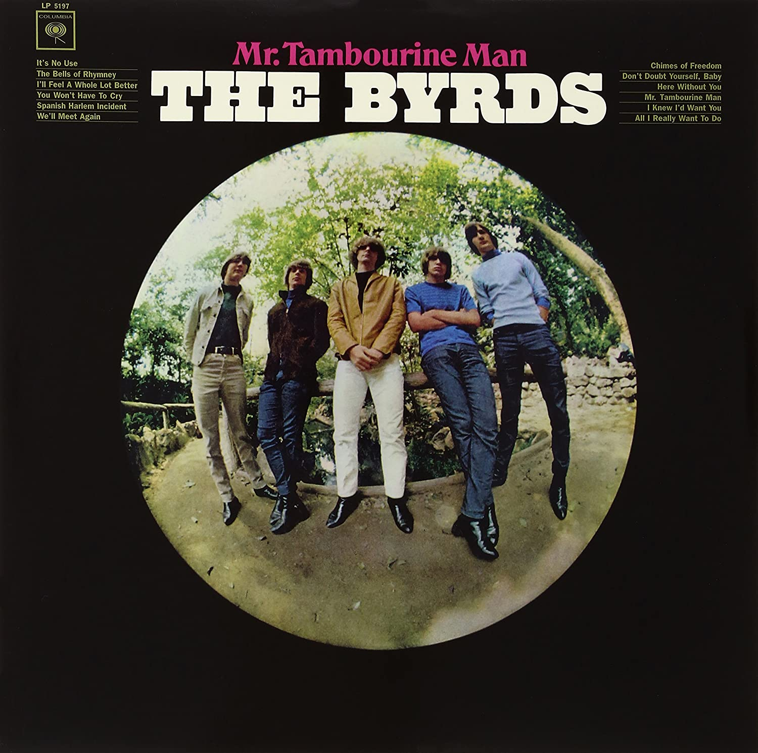 "The Byrds ""Mr. Tambourine Man""  Foto: mat. promocyjne"