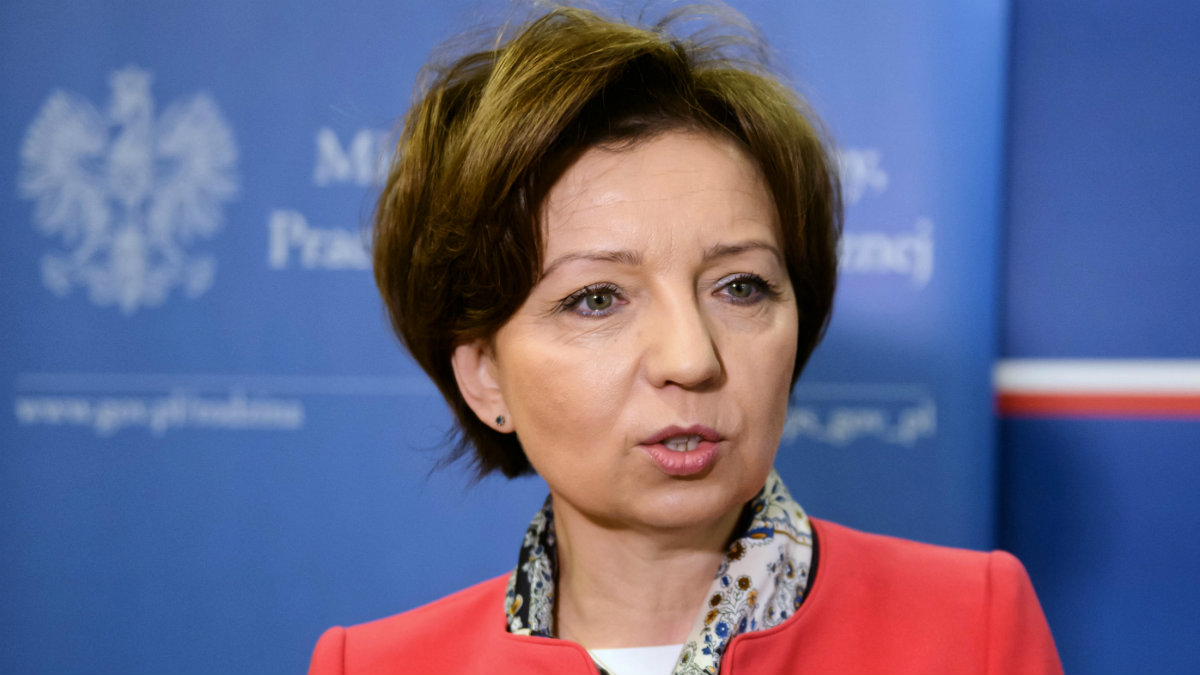 Marlena Maląg: rząd będzie wprowadzał nowe rozwiązania ...