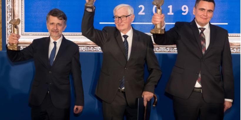 Вручены «польские Нобелевские премии»