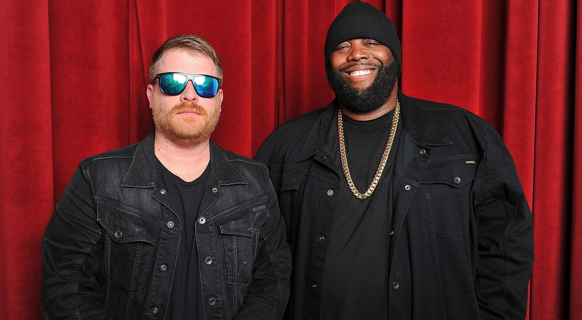 Run The Jewels: El-P i Killer Mike.
