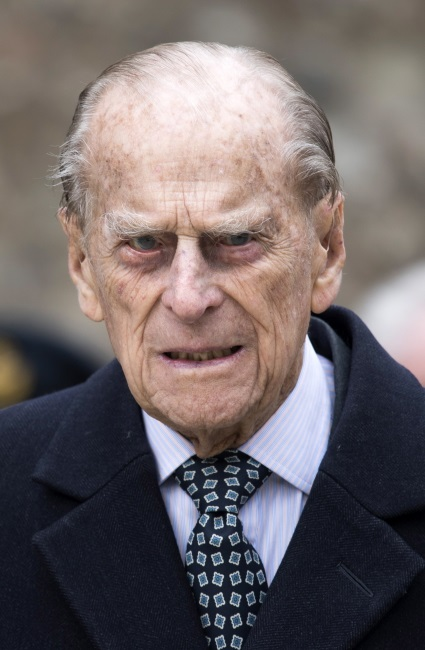 Prince Philip, pictured in 2017.
