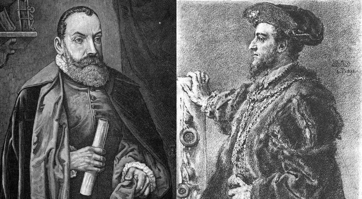 Zygmunt II August i jego sekretarz Jan Kochanowski - Jedynka -  polskieradio.pl
