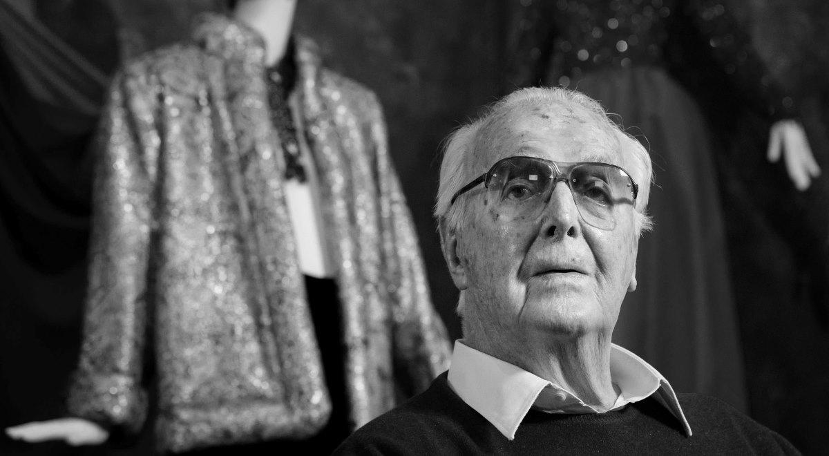 e5230798 Nie żyje słynny projektant mody Hubert de Givenchy - Wiadomości ...