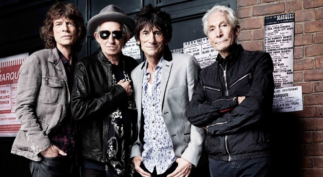 Mick Jagger, Keith Richards, Ronnie Wood i Charlie Watts, czyli The Rolling Stones