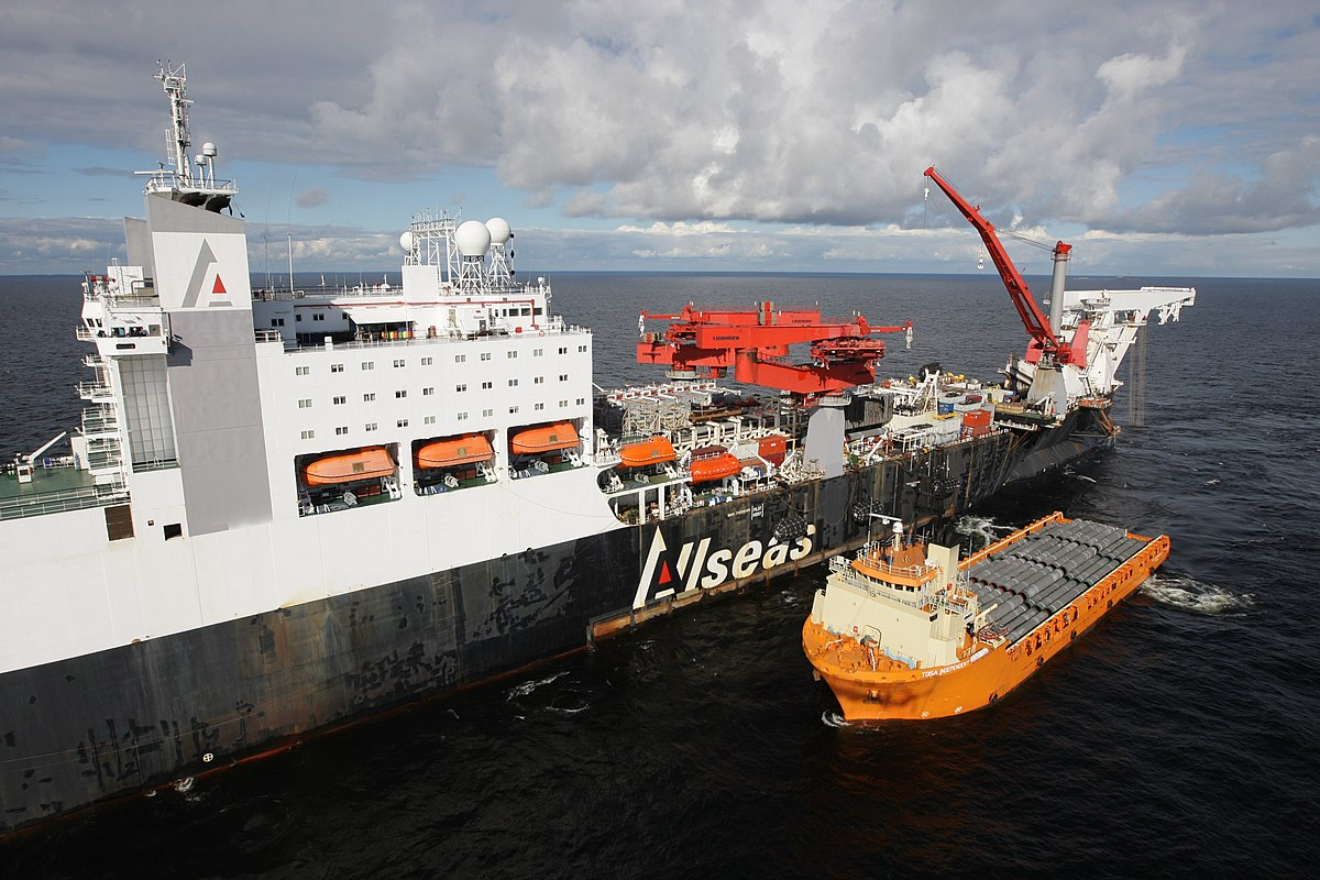 Allseas,        Nord Stream 2