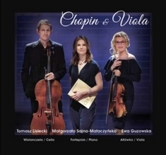 Chopin  Viola CD