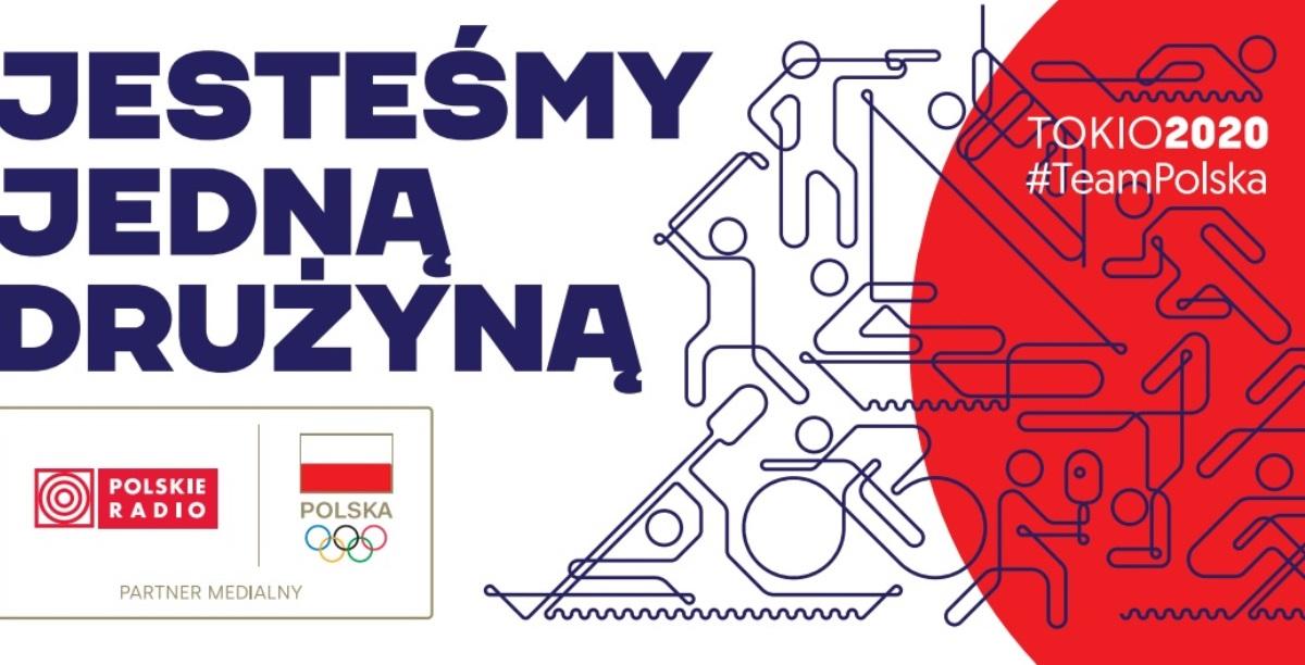 Polskie Radio jest Patronem Medialnym Polskiego Komitetu Olimpijskiego