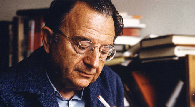 Erich Fromm w 1974 roku, fot. Wikimedia CommonsCC-BY-SA-3.0Mller-May