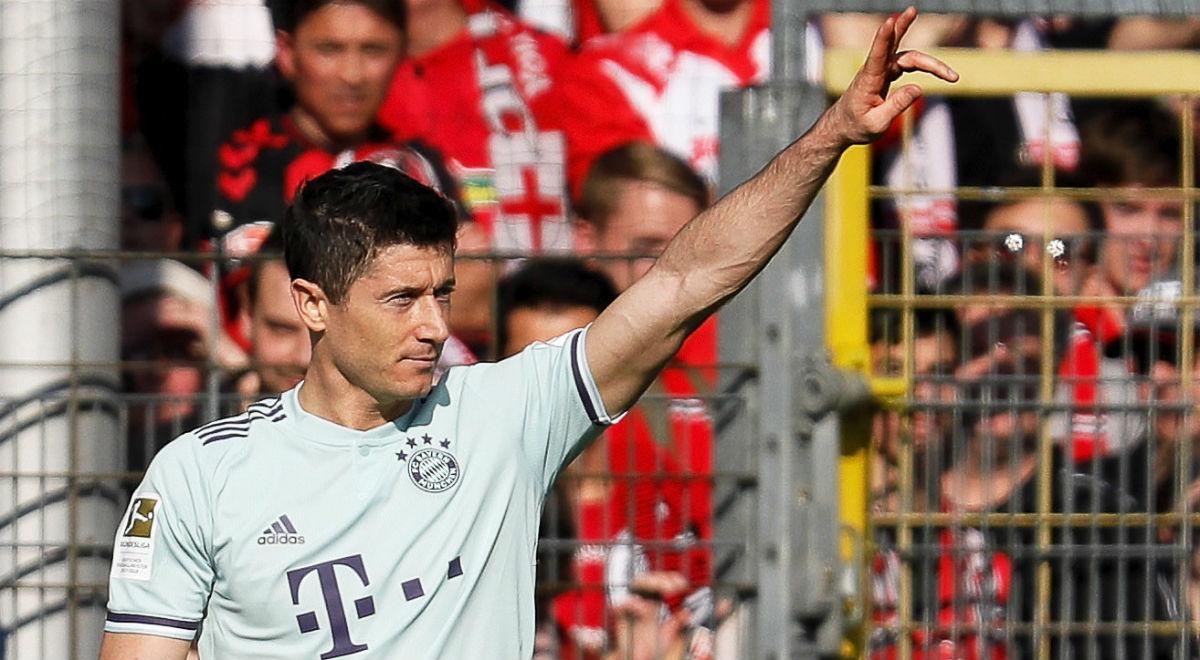 Bundesliga: Robert Lewandowski rozmawia z Bayernem ws