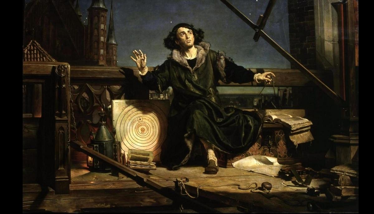 Jan Matejkos Astronomer Copernicus, or Conversations with God