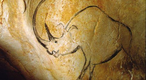 malowidła naskalne z datowaniem węglowym