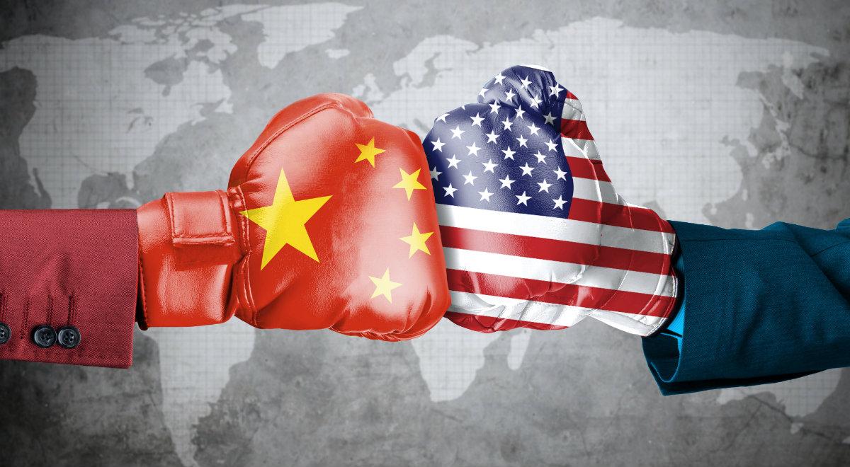 812870064 Rośnie rola Chin w globalnej gospodarce, ale handlowy spór ze Stanami  Zjednoczonymi już odbił się