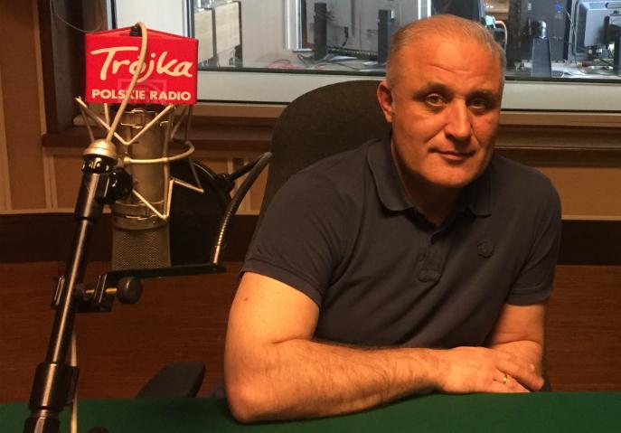 Przemysław Bluszcz (fot. Sylwia Hejj)