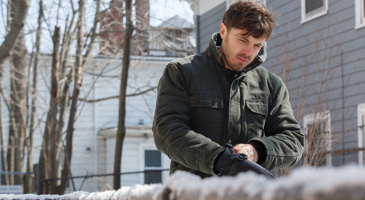 Casey Affleck w Manchester by the sea