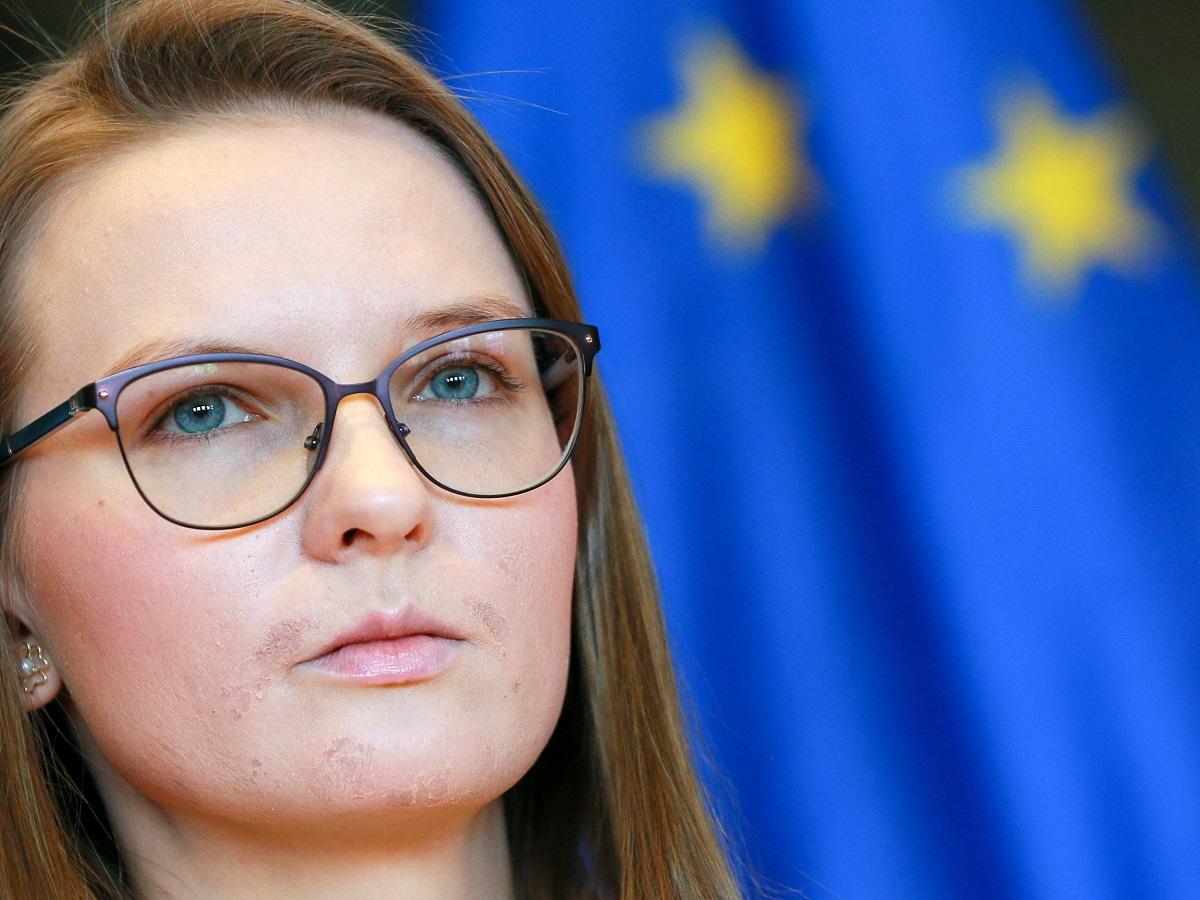 Lyudmyla Kozlovska.