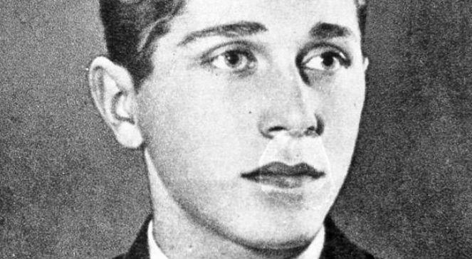 Tadeusz Gajcy, poeta okresu wojny, żołnierz AK (przed 1940)