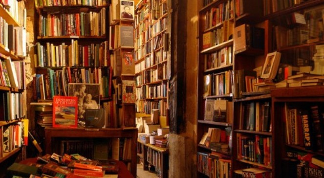 The Shakespeare  Company Bookshop, Paryż. Fot. Flickrgadl