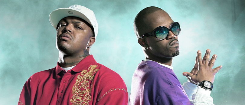 DJ Paul i Juicy J, czyli Three 6 Mafia