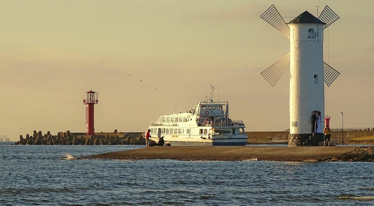 Свиноуйсьце – край 44 островов на Балтийском побережье
