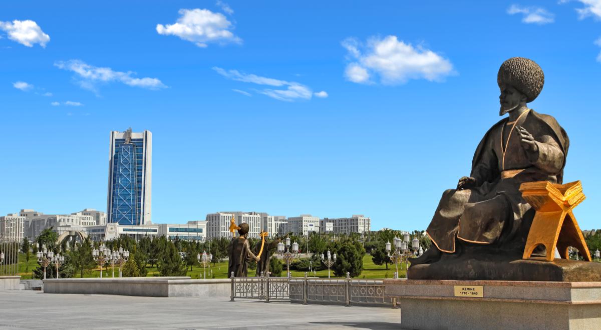 Turkmenistan udaje, że nie ma problemu. Kary za użycie słowa ...