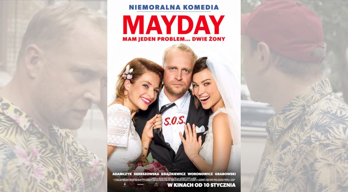 Plakat do filmu Mayday