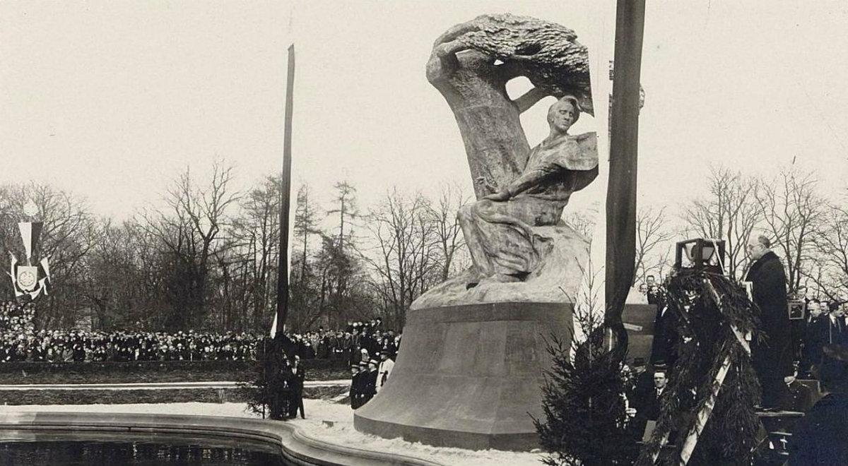 d7e0814b0f3d6 Burzliwe dzieje pomnika Chopina w Warszawie - Historia - polskieradio.pl