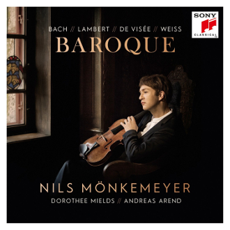 "2. Nils Monkemeyer ""Baroque"""