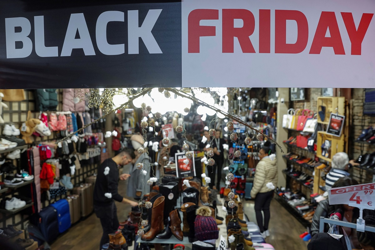 Black Friday is a major shopping holiday that follows Thanksgiving Day in the United States and this year falls on November 29. The day is when both regular and online stores offer special deals to shoppers in many countries.