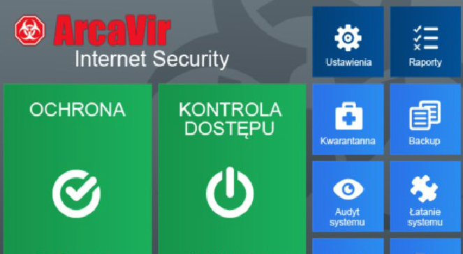 Arcavir Internet Security 2013