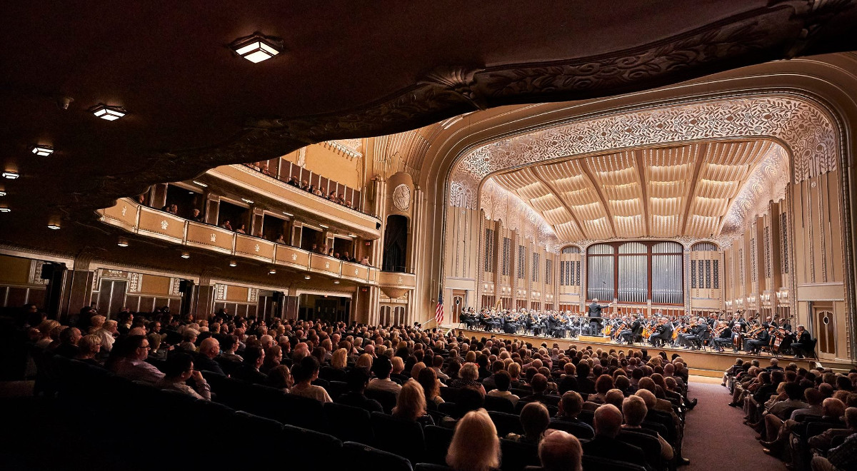 Koncert The Cleveland Orchestra