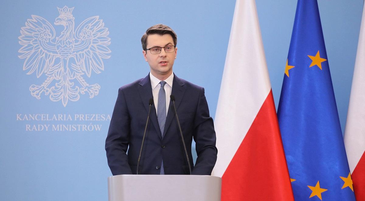 Polish government spokesman Piotr Mller