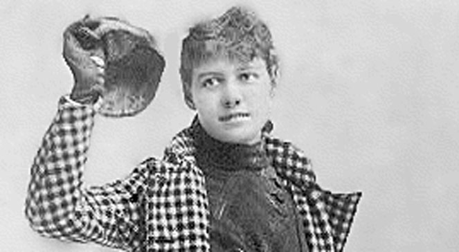 Nellie Bly (Elizabeth Jane Cochran), źr.:Library of Congress, Wikimedia Commons