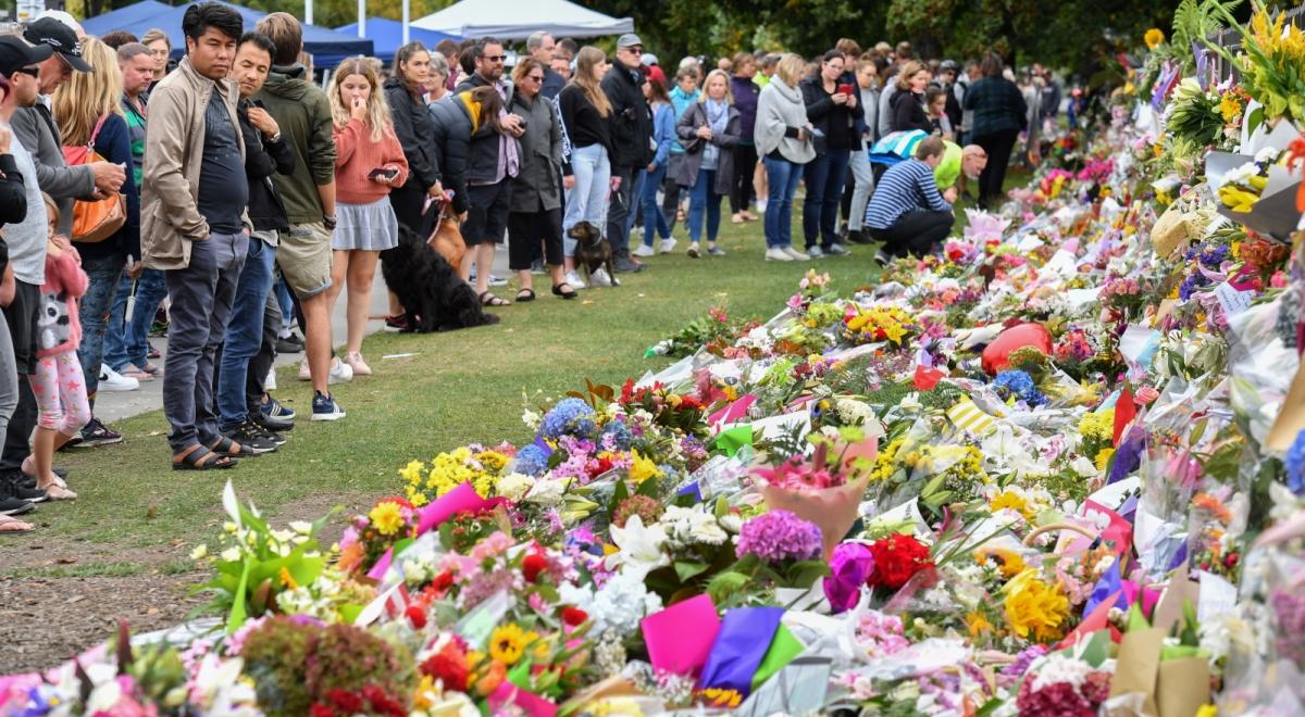 Atak W Nowej Zelandii Hd: Nowe Informacje Ws. Ataku Na Meczety W Nowej Zelandii. Tuż