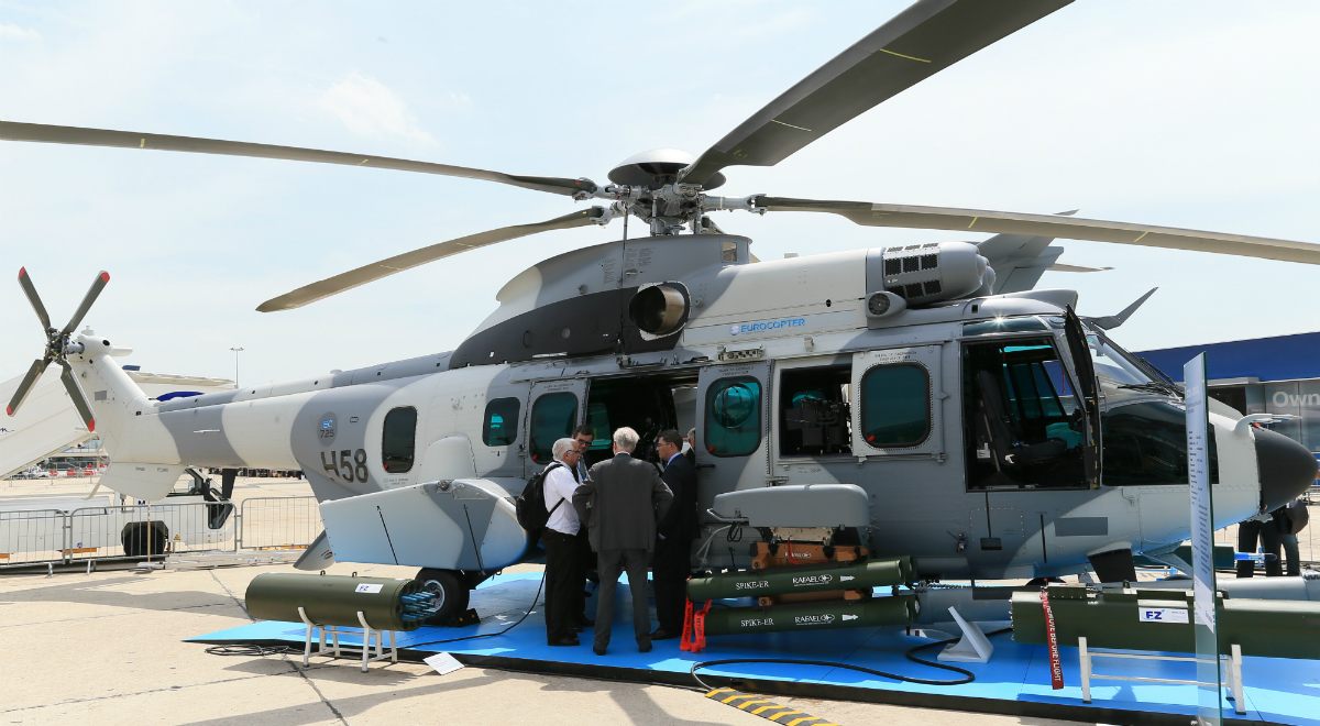 Europopter EC725 Caracal