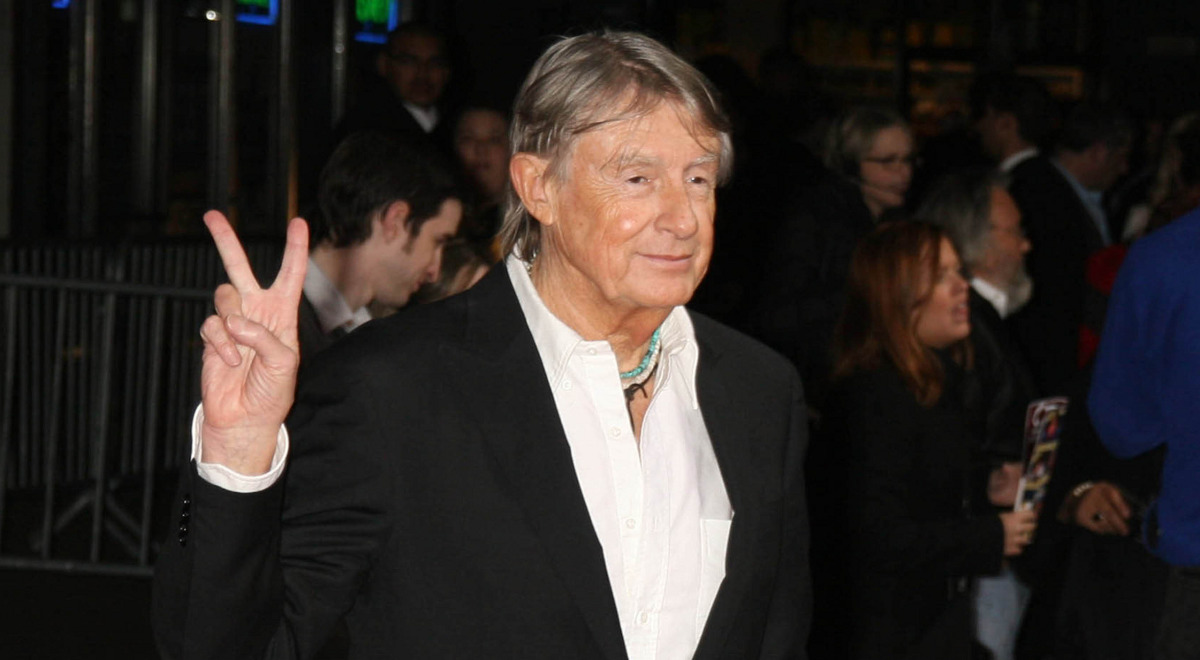 Joel Schumacher na premierze filmu The Number 23