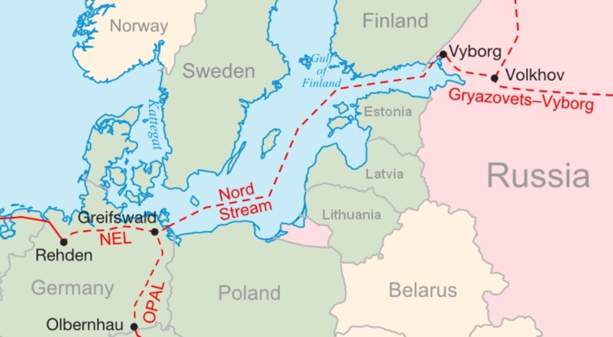Nord Stream    OPAL