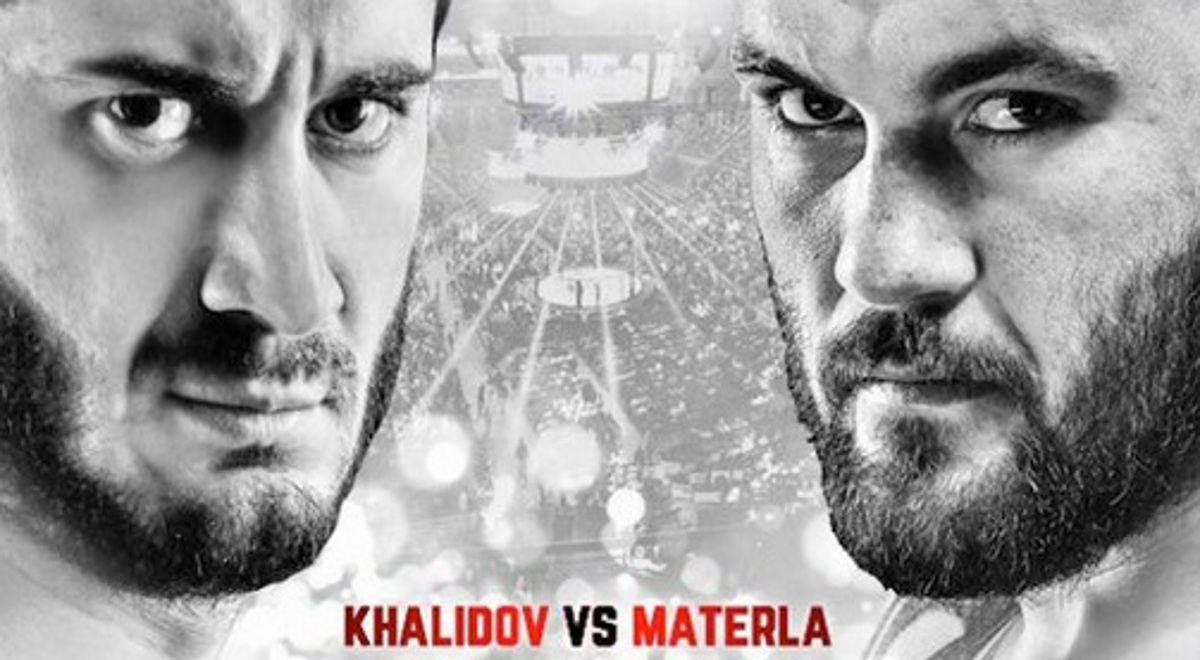 Michał Materla i Mamed Khalidov