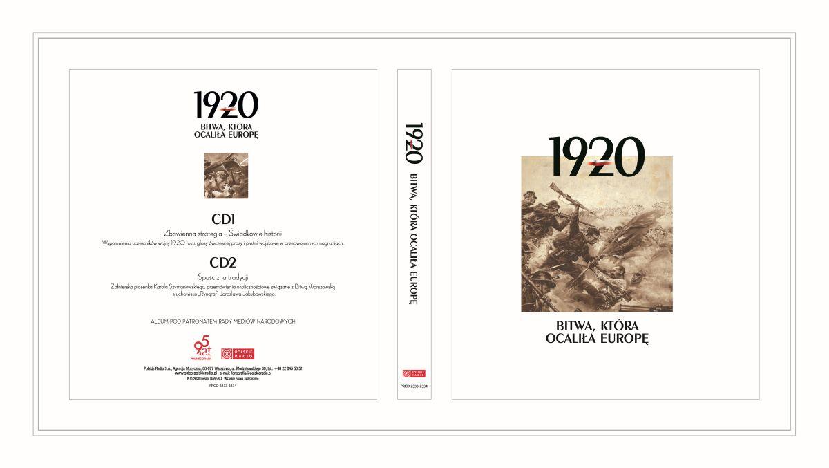 1920. Bitwa, która ocaliła Europę - booklet, front i tył okleiny.jpg